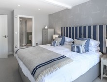 RESIDENTIAL INTERIOR DESIGN | HARBOURSIDE APARTMENTS