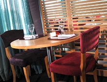 RESTAURANT DESIGN | WATERGATE BAY HOTEL DINING ROOM